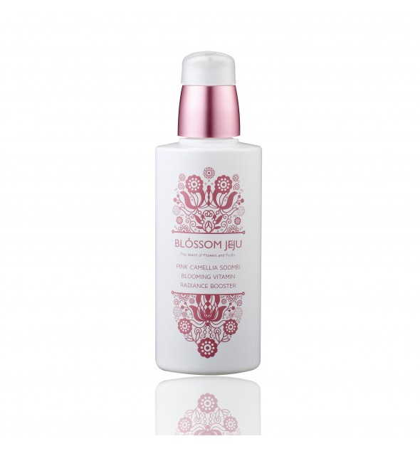 PINK CAMELLIA SOOMBI BLOOMING VITAMIN RADIANCE BOOSTER