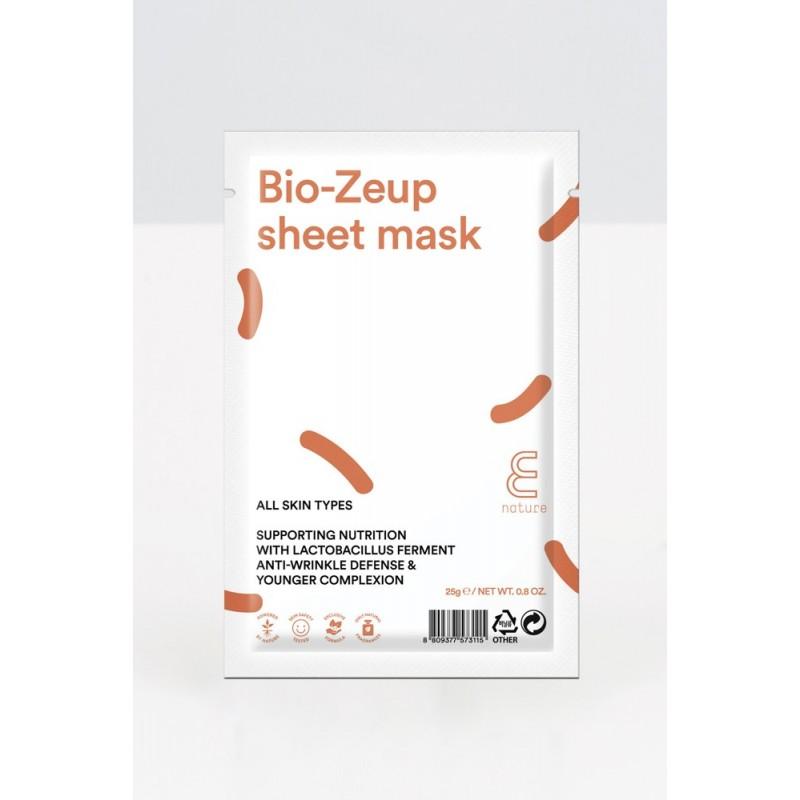 E NATURE BIO-ZEUP SHEET MASK - E-NATURE