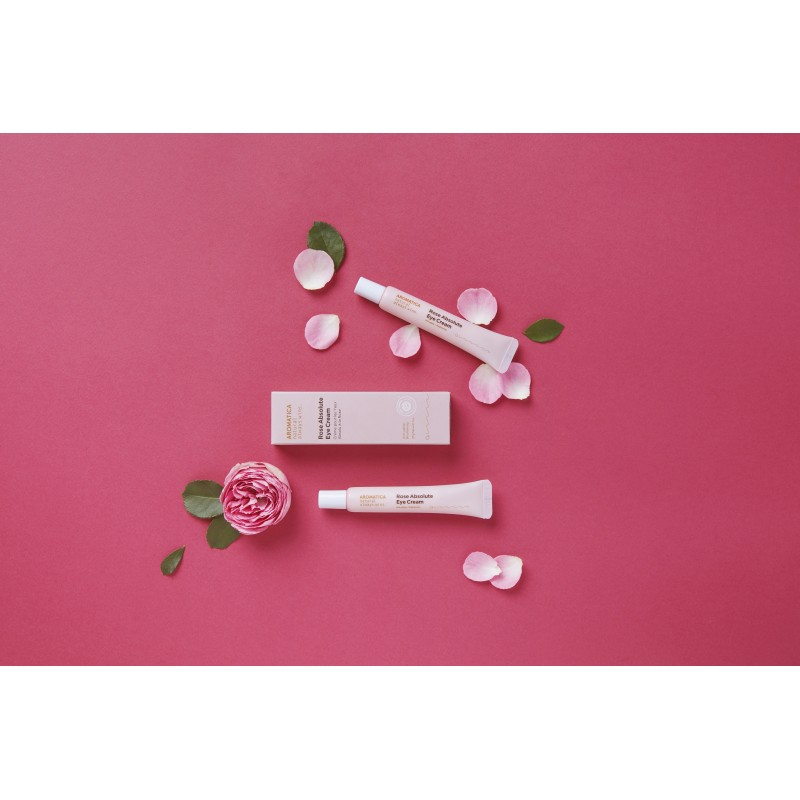ROSE ABSOLUTE EYE CREAM - AROMATICA