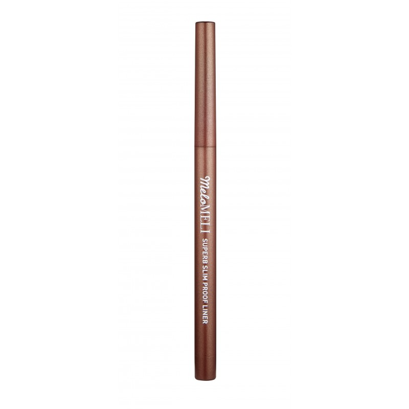 SUPERB SLIM PROOF EYE LINER 03 COPPER BROWNIE - MELOMELI