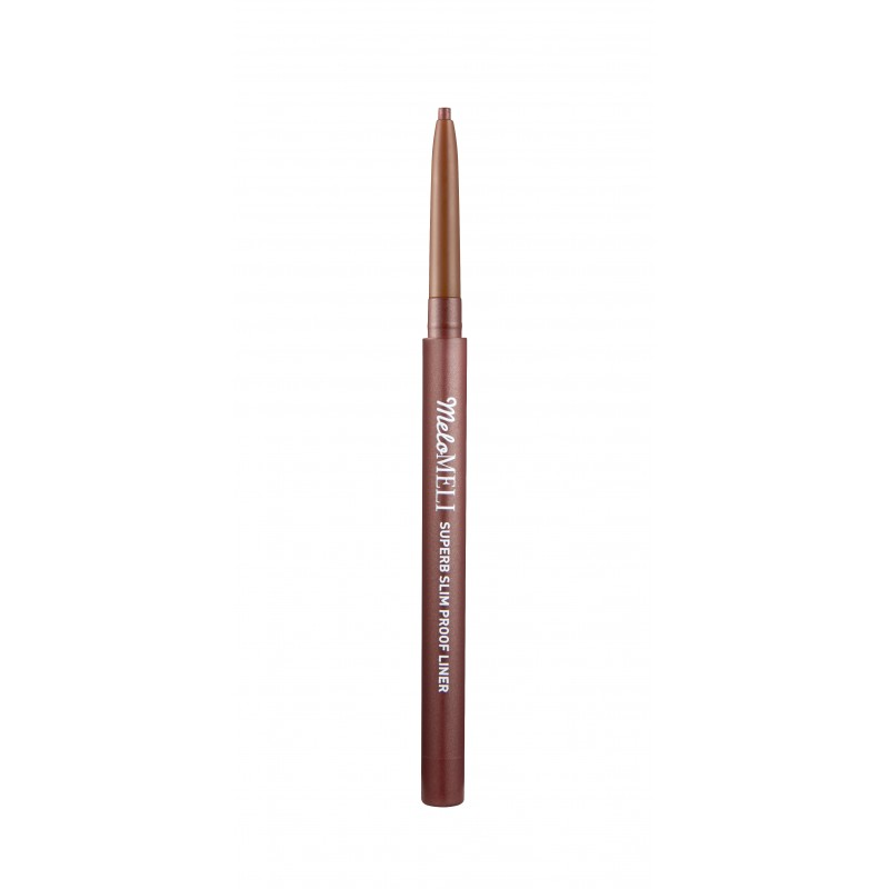 SUPERB SLIM PROOF EYE LINER 05 ROSY BURGUNDY - MELOMELI