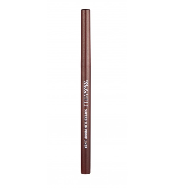 SUPERB SLIM PROOF EYE LINER 06 WINE BRICK - MELOMELI