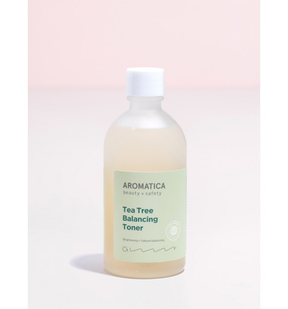 TEA TREE BALANCING TONER