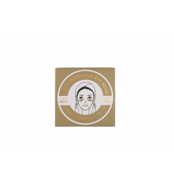 GOLD HYDROGEL EYE MASK - SHANGPREE