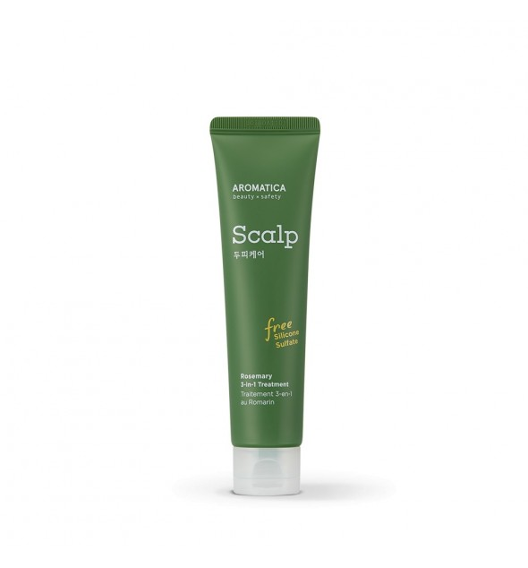 ROSEMARY SCALP 3 IN 1 TREATMENT - AROMATICA