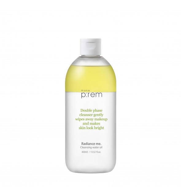 RADIANCE ME. CLEANSING WATER OIL - MAKEP:REM