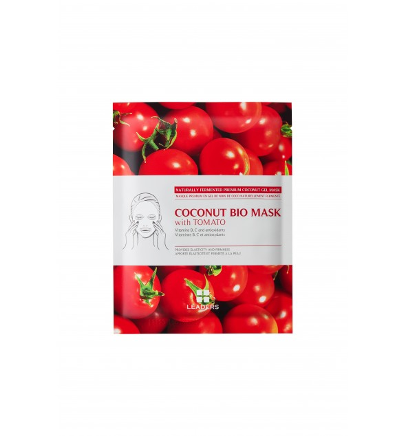 COCONUT BIO MASK WITH TOMATO - LEADERS