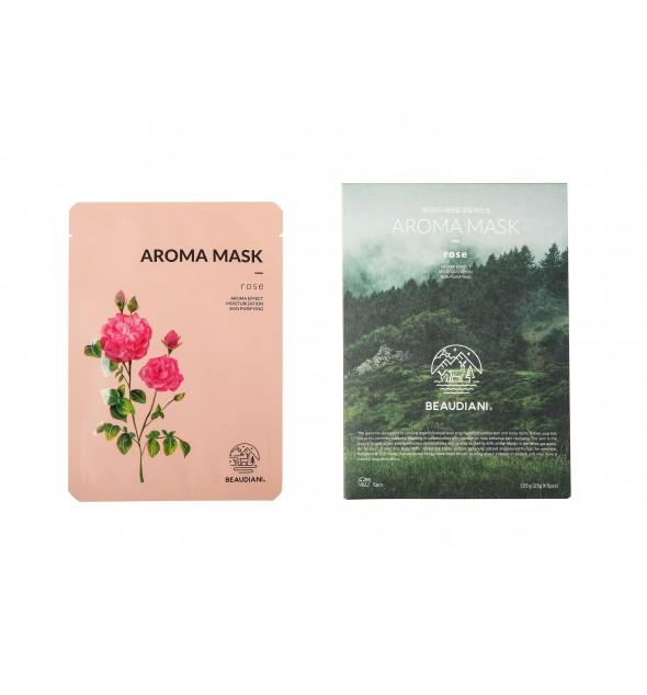 AROMA MASK ROSE - BEAUDIANI