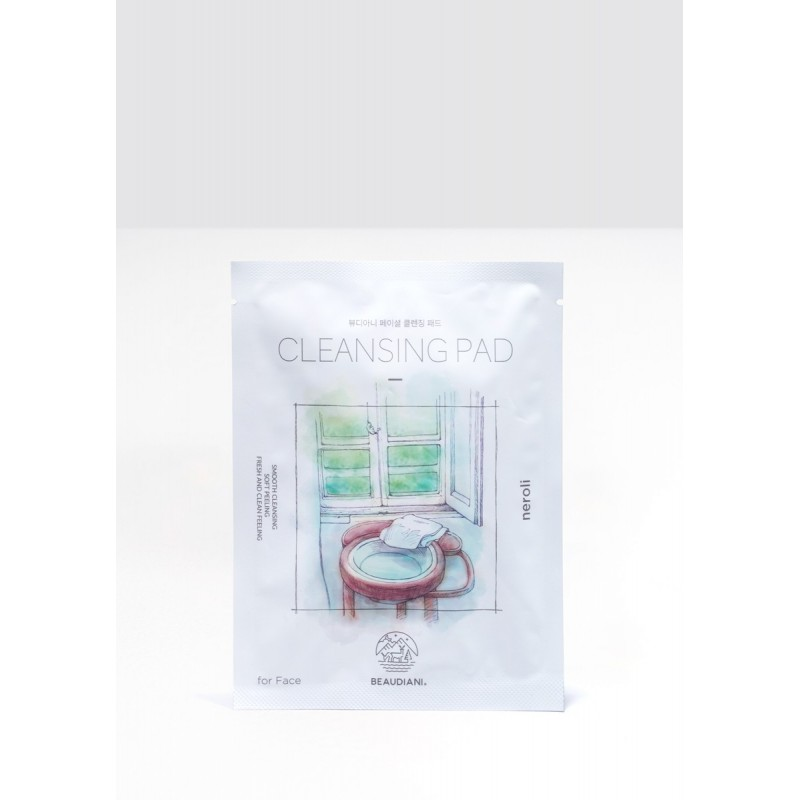 FACIAL CLEANSING PAD - BEAUDIANI