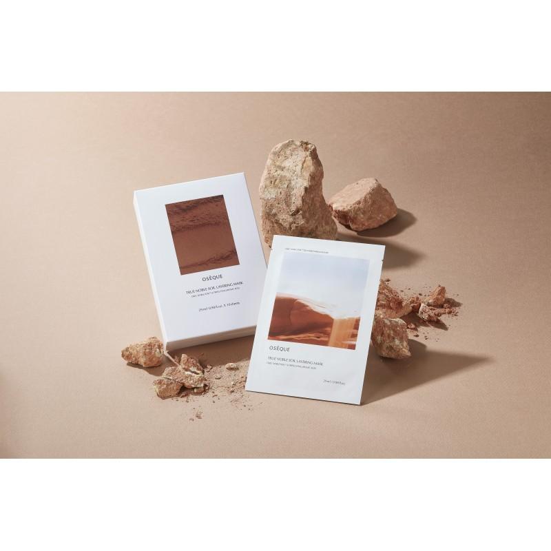 OSEQUE TRUE NOBLE SOIL LAYERING MASK - OSèQUE
