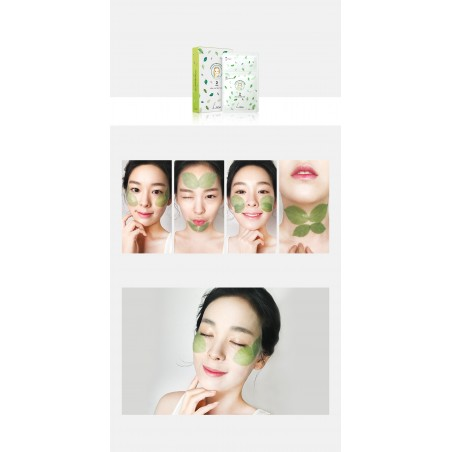 ULTRA COOL LEAF MASK - ABY BOM