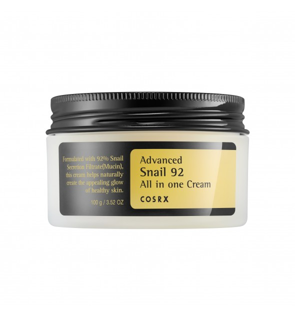 ADVANCED SNAIL 92 ALL IN ONE CREAM - COSRX