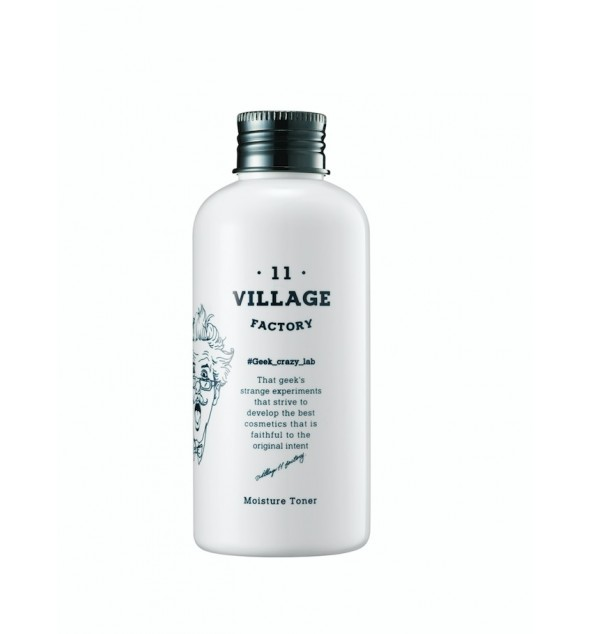 MOISTURE TONER - 11 VILLAGE FACTORY