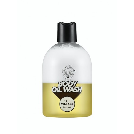 RELAX-DAY BODY OIL WASH - 11 VILLAGE FACTORY