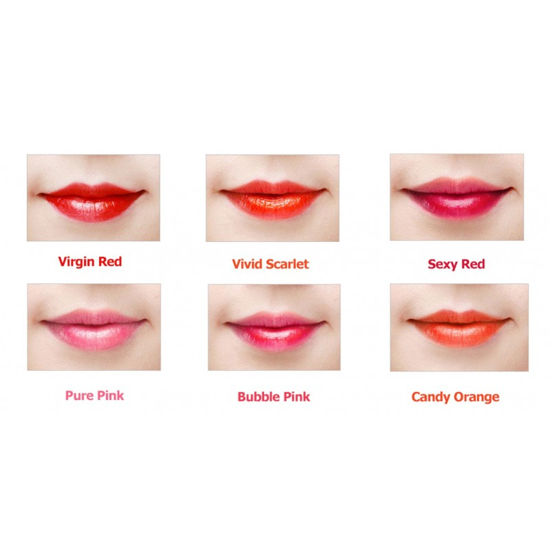 OOPS MY LIP TINT PACK -SEXY RED - BERRISOM