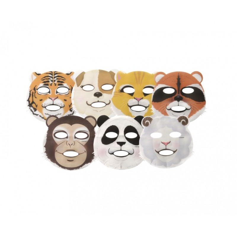 ANIMAL MASK SERIES - PANDA - BERRISOM