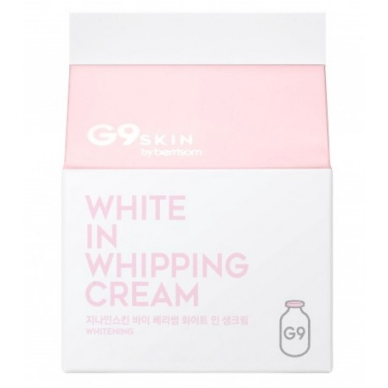 G9 WHITE IN CREAMY CUSHION - G9 SKIN