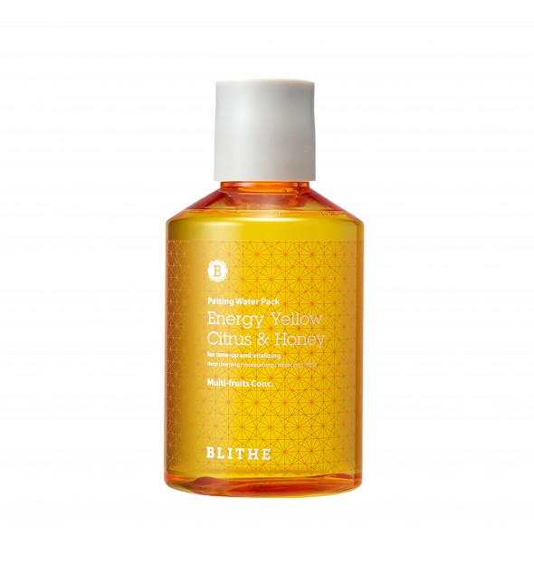 PATTING SPLASH MASK CITRUS & HONEY - BLITHE