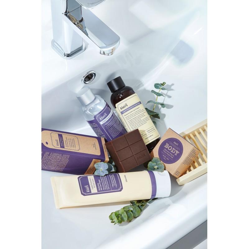 MANUKA HONEY & CHOCO BODY SOAP - KLAIRS