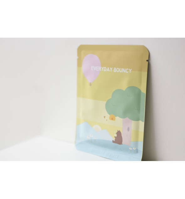 EVERYDAY BOUNCY MASK - PACKAGE