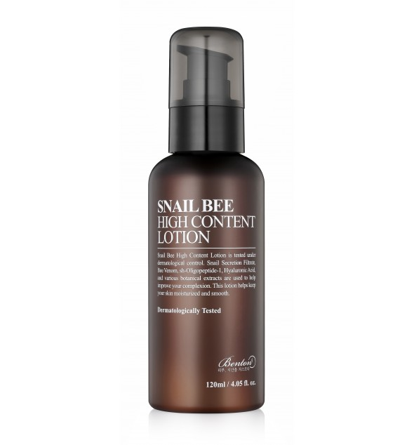 SNAIL BEE CONTENT LOTION - BENTON
