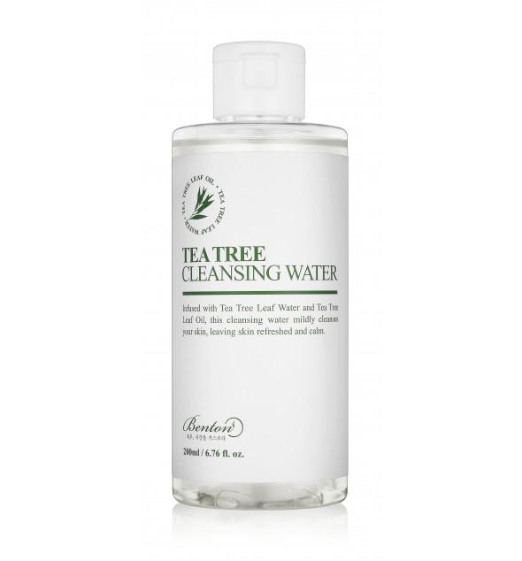 TEA TREE CLEANSING WATER - BENTON