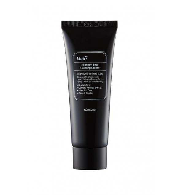 MIDNIGHT BLUE CALMING CREAM 60ML - KLAIRS