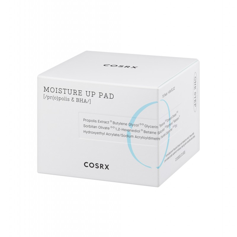 ONE STEP MOISTURE UP PAD - COSRX