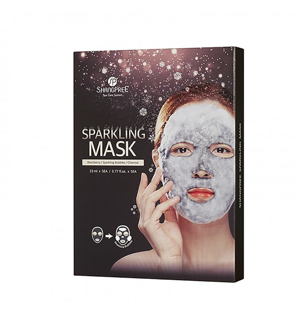 SPARKLING MASK - SHANGPREE
