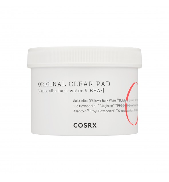 ONE STEP ORIGINAL CLEAR PAD - COSRX