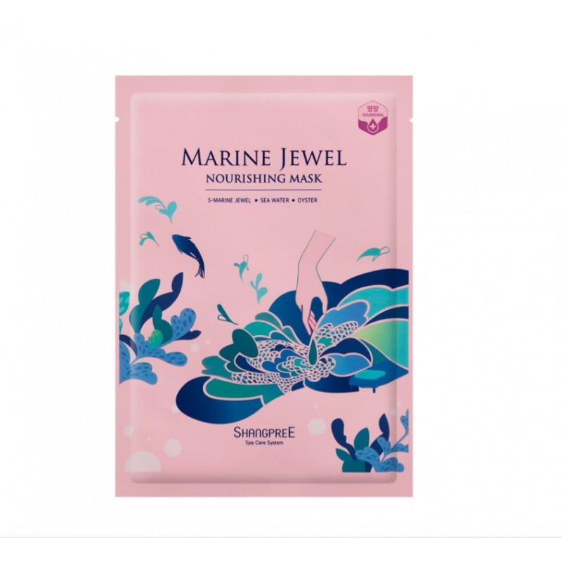 MARINE JEWEL NOURISHING MASK - SHANGPREE
