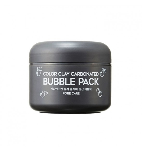 COLOR CLAY CARBONATED BUBBLE PACK - G9 SKIN