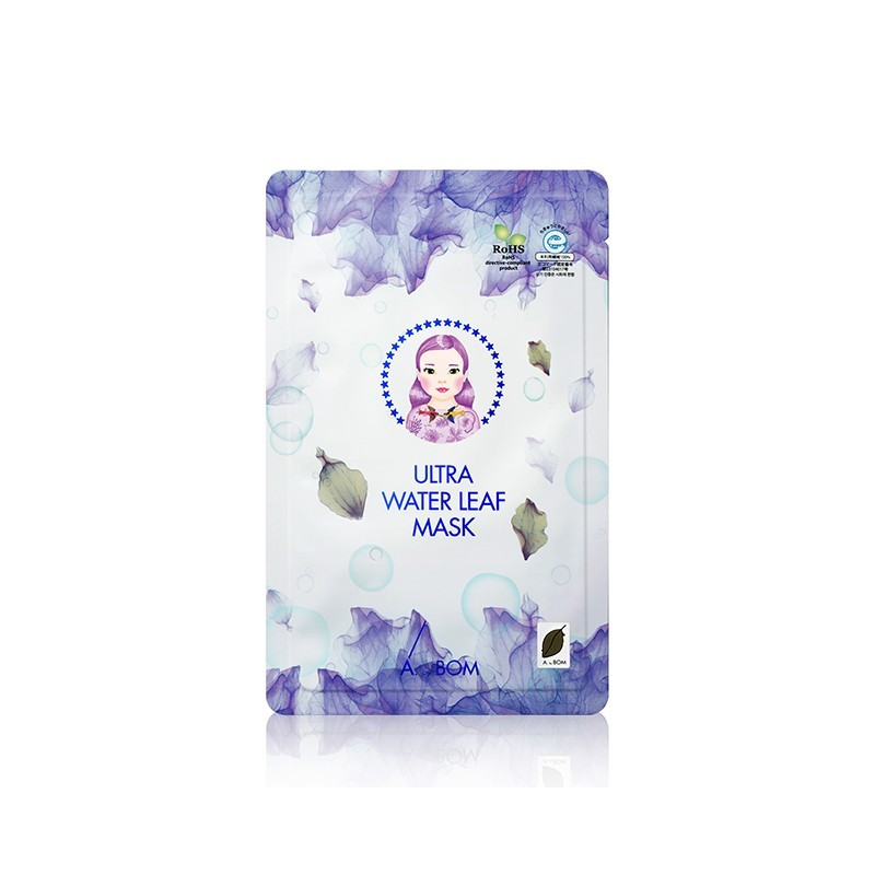 ULTRA WATER LEAF MASK - ABY BOM