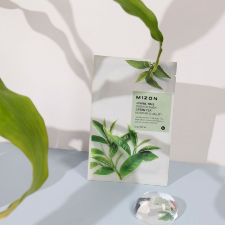 JOYFUL TIME ESSENCE GREEN TEA - MIZON
