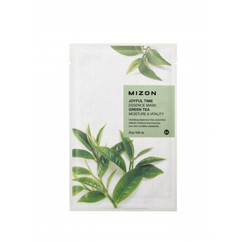 JOYFUL TIME ESSENCE GREEN TEA - MIZON