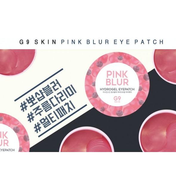 PINK BLUR HYDROGEL EYE PATCH - G9 SKIN