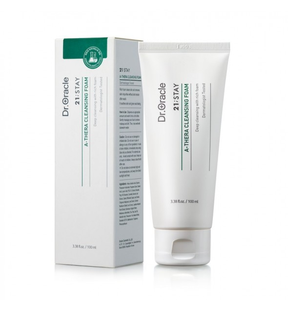 21 STAY A-THERA CLEANSING FOAM - DR. ORACLE