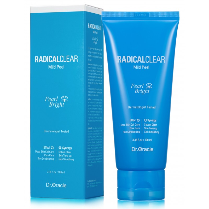 RADICALCLEAR MILD PEEL-PEARL BRIGHT - DR. ORACLE