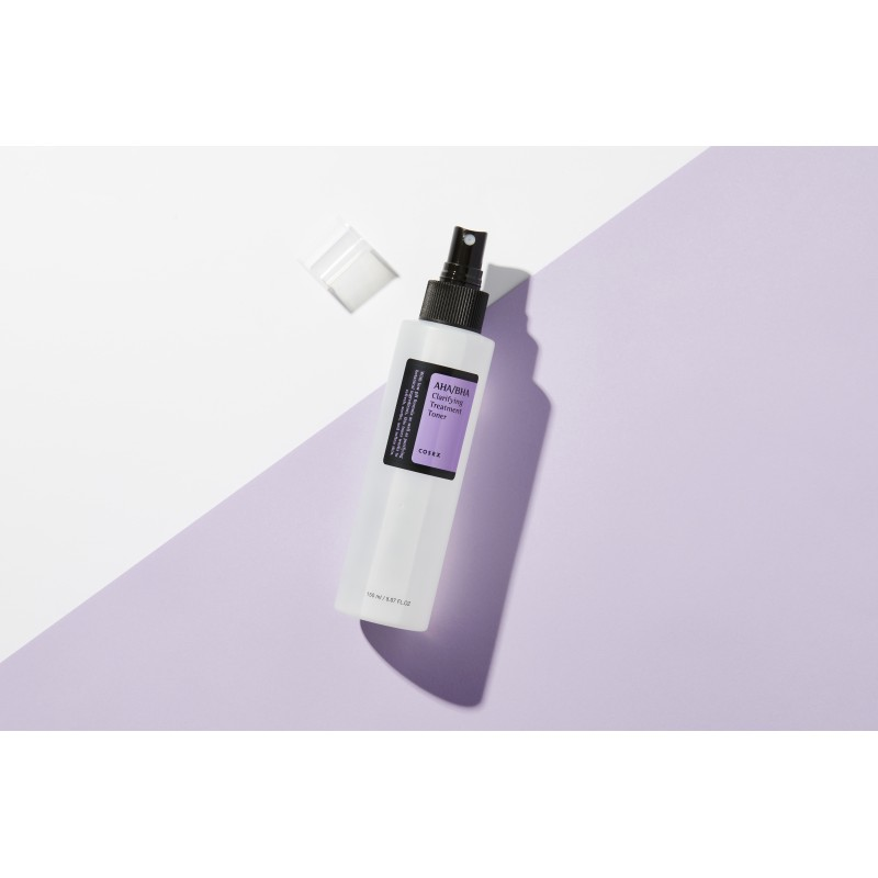 AHA/BHA CLARIFYING TREATMENT TONER - COSRX