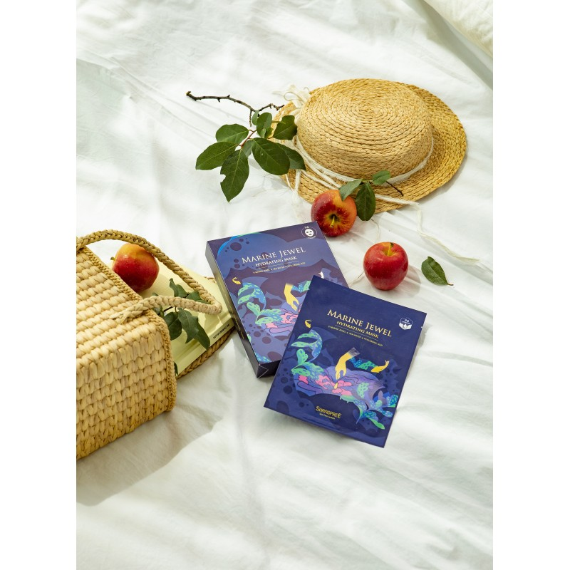 MARINE JEWEL HYDRATING MASK - SHANGPREE
