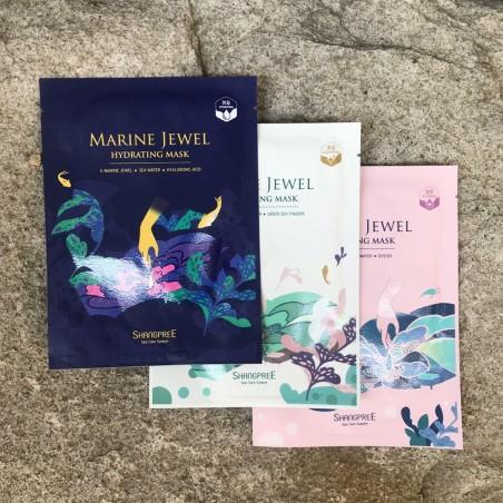 MARINE JEWEL ILLUMINATING MASK - SHANGPREE