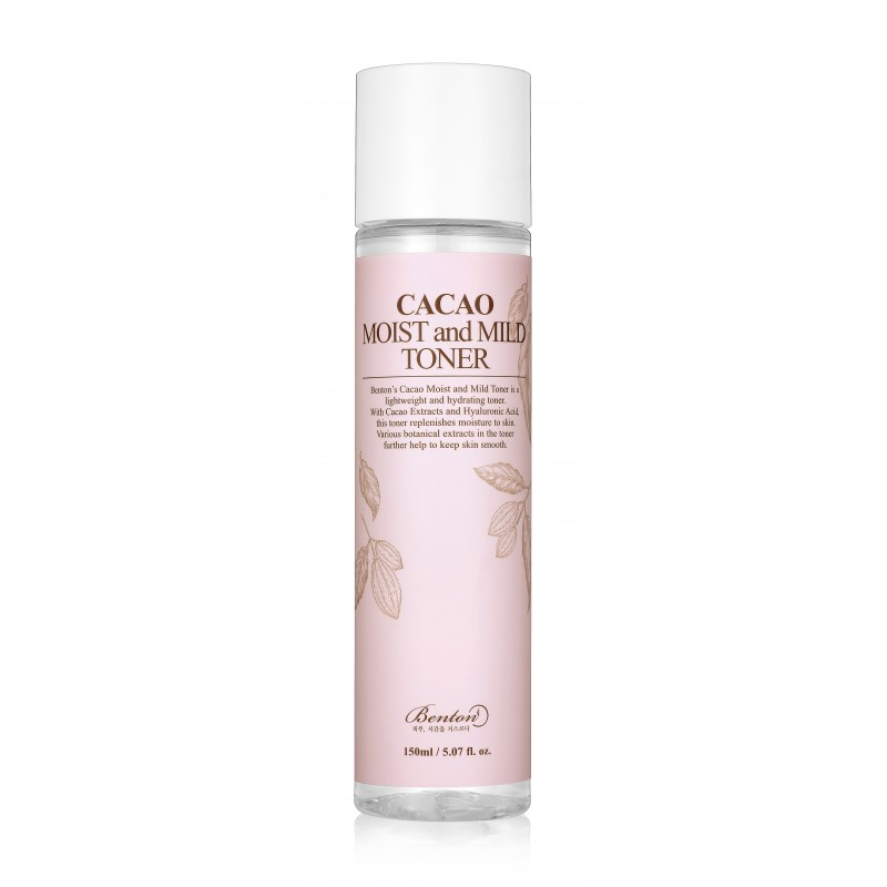 CACAO MOIST AND MILD TONER - BENTON