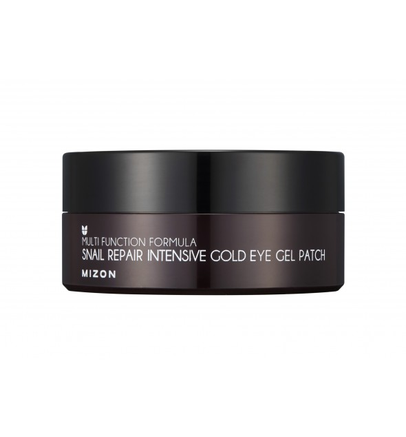 SNAIL REPAIR INTENSIVE GOLD EYE PATCH - MIZON