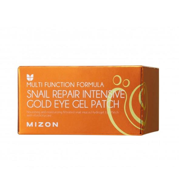 SNAIL REPAIR INTENSIVE GOLD EYE PATCH - MIZON