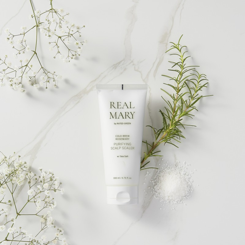 REAL MARY PURIFYING SCALP SCALER (SEA SALT)