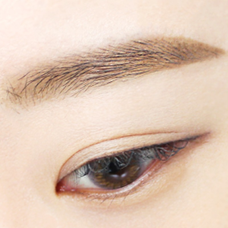 DRAWING MUSE EYEBROW 02 BEIGE BROWN