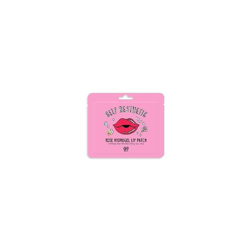 SELF AESTHETIC ROSE HYDROGEL LIP PATCH