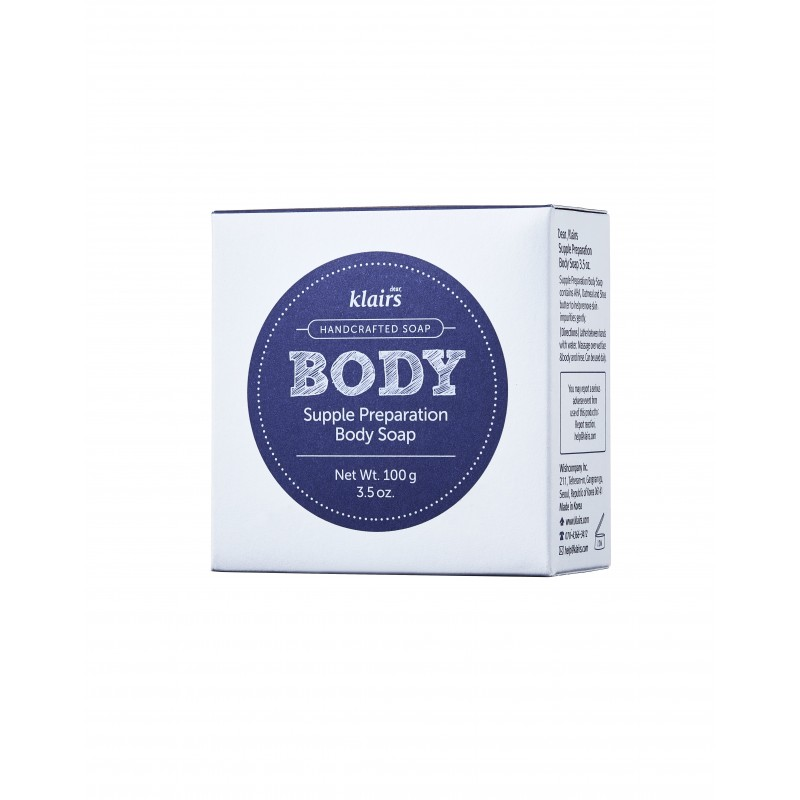 BODY SUPPLE PREPARATION BODY SOAP - KLAIRS