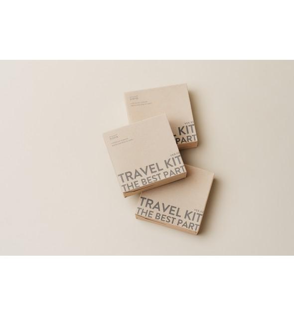 TRAVEL KIT (THE BEST PART VER.) - SIORIS