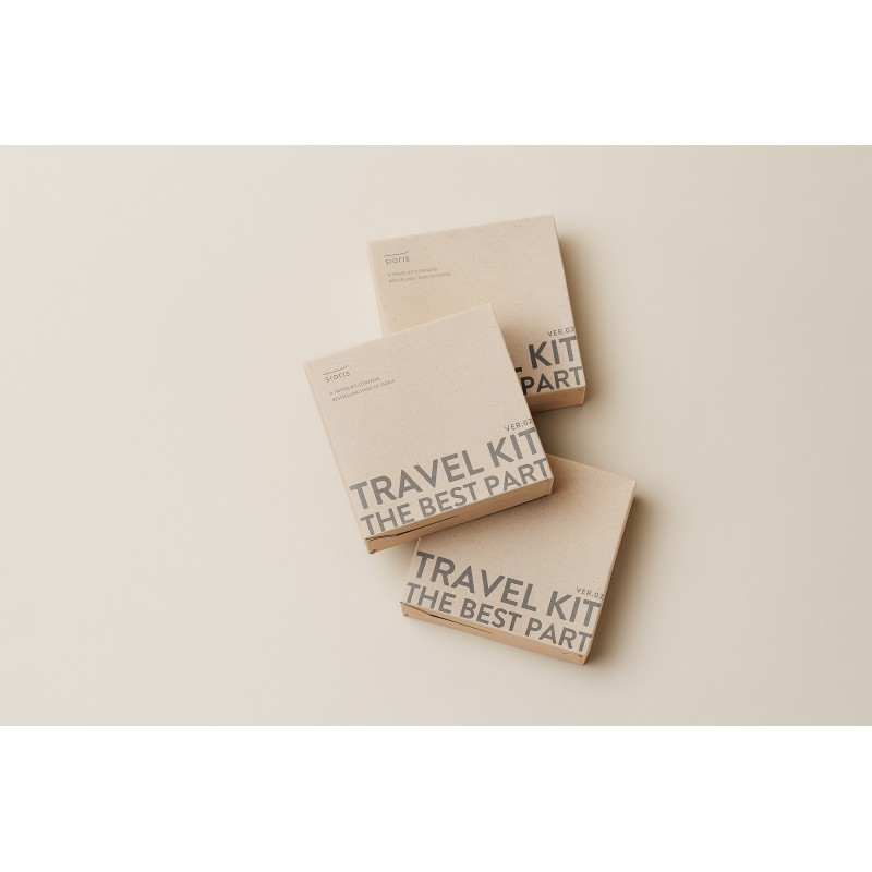 TRAVEL KIT (THE BEST PART VER.) - SIORIS